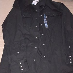 Carhartt button up work shirt XL